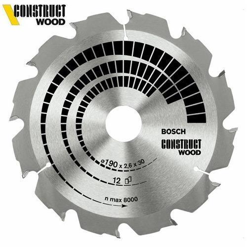 Diskas medžiui Construct Wood, 12 dantų