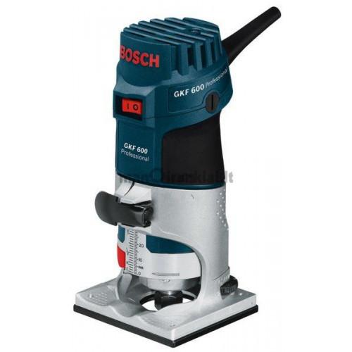 Briaunų frezavimo mašina BOSCH GKF 600 Professional