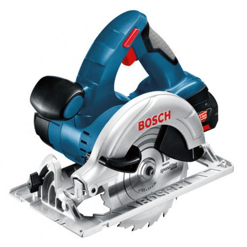 Akumuliatorinis diskinis pjūklas Bosch GKS 18 V-Li Professional SOLO