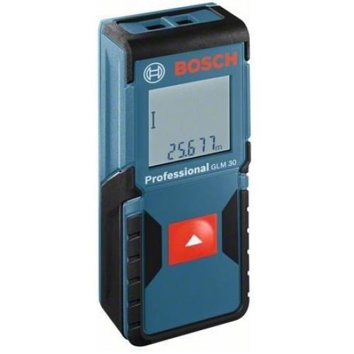 Lazerinis atstumų matuoklis Bosch GLM 30 professional