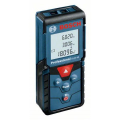 Lazerinis atstumų matuoklis Bosch GLM 40 Professional