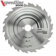 Diskas medžiui Bosch Speedline Wood,  12 dantų